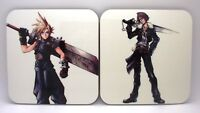 Final Fantasy Cloud Wood Coasters Single or set of 4 Geeky Gamer