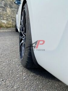 BMW F87 M2 CARBON ARCH GUARDS/MUD FLAPS REAR