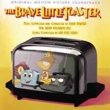 BRAVE LITTLE TOASTER (O.S.T.) - NEWMAN,DAVID   CD NEU NEWMAN,DAVID