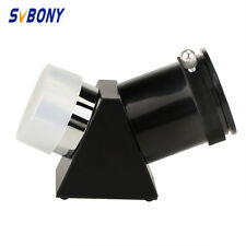 "NewBrand 1.25"" 45 Degree Prism Zenith Mirror for Astronomical Telescope Eyepiece"