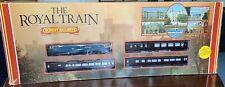 Hornby 'The Royal Train' R557 - Class 47 Locomotive & 3 Carriages - Original Box