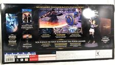 SOULCALIBUR VI Collectors Edition PlayStation 4 BOX FIGURE BOOK SOUNDTRACK ONLY