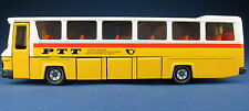 Siku 3417-Man autobús chocó-ptt suizo viaje post-extranjero modelo - 1:55 - Bus