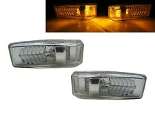 SL-CLASS R129 89-02 Roadster 2D LED Side Marker Light Chrome for Mercedes-Benz