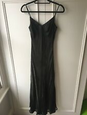 Ronit Zilkha long green dress, Size 12