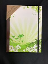 Bio Writers Eco Friendly Ruled Notebook Journal 100% Recycled Paper NEW