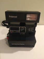 Polaroid 600 Business Edition Instant Camera Working