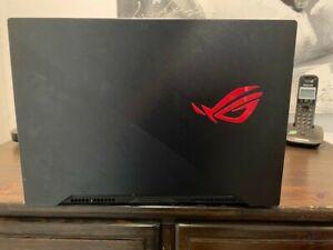 ASUS ROG Zephyrus S GU502GV - Black, 15.6in, Intel i7-9750H, RTX 2060, 16GB RAM