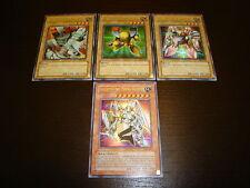 Yugioh Alpha, Beta, Gamma, Valkyrion DOR-001-003 SDD-001 Secret MP *HOT* + Bonus