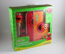 Sesame Street Elmo Starter Kit DS, DSi, DSi XL Nintendo DS Standard Edition NEW