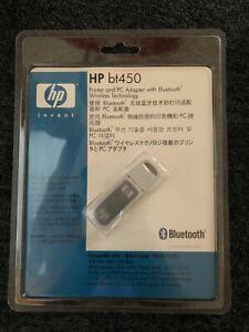 *NEW SEALED* HP Bluetooth Wireless Printer Adapter BT450 (v2.0 + EDR) Q6398A