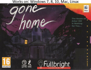 Gone Home PC Mac Linux Game Windows 7 8 10