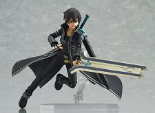 Max Factory figma Kirito: OS Ver Action Figure (Completed) Sword Art Online