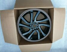 "1 x Land Rover Discovery Sport 20"" Aeroviper USED BLACK GENUINE OEM Alloy Wheel"