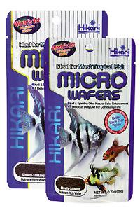 Hikari Tropical Micro Wafers Slow Sinking Wafer  Free Shipping