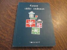 1000 idees cadeaux - MARIE CHARTRAIN
