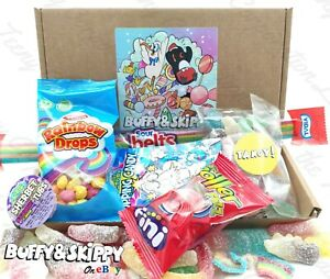 Pick N Mix Sour & Tangy Letterbox Sweet Hamper Gift Stocking Filler Christmas