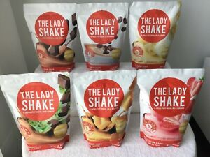 The Lady Shake The Man Shake 840g Meal Replacement WeightLoss *Free Express POST