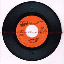 """ROCKY ROAD 30,200 Al Wilson La La Peace Song/Keep On Loving You VG+/VG+ 7"""" 45 EP"""