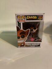 Funko Pop! Games #273 Crash Bandicoot Flocked