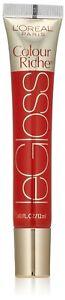 L'Oréal Paris Colour Riche Le Gloss, Red Ravishing, 0.4 fl. oz.