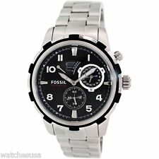 Fossil Analog Black Dial Men's Watch ME3038