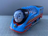 fisher price trackmaster thomas the tank engine train turbo thomas