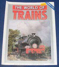 THE WORLD OF TRAINS PART 100 - SECR D CLASS 4-4-0/THE FOXFIELD STEAM RAILWAY