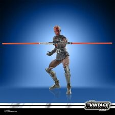 Darth Maul Sith Lord Figure Mandalore VINTAGE Collection Clone Star Wars LOOSE