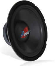 Lanzar 12in Car Subwoofer SVC - IB Open Air Audio Stereo Speaker, 4 Ohm