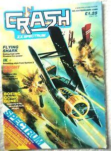 60371 Issue 49 Crash Magazine 1988