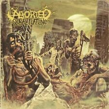 Aborted - Global Flatline [New CD] Holland - Import
