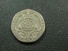 GREAT  BRITAIN      20  Pence    1982
