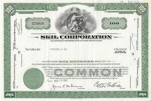 Skill Corporation