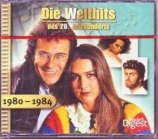 Die Welthits - 1980 - 1984  Reader's Digest  3 CD Box  OVP