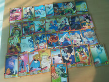Lot 30 Cartes Dragon Ball Power Level