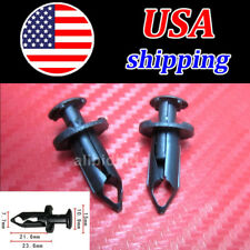 100pcs Fender Clips Body Rivet Atv For Polaris Sportsman Rangers Rzr 7661855