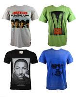 Eleven Paris con Detalle Estampada Delante Camisetas 100% Cotton