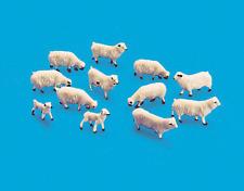 Modelscene 5110 Sheep & Lambs OO Gauge
