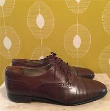 Secretary/Geek Leather Vintage Shoes for Women