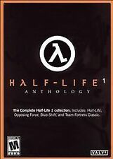 Half-Life 1 Anthology (PC, 2005)