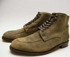 MENS FRYE WALTER 87169 CAM SUEDE LEATHER LACE UP MID ANKLE BOOTS SHOES SZ 11 M