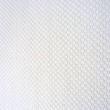 White Blown Vinyl Wallpaper Embossed Textured Patterned Paintable 1613-14 Design