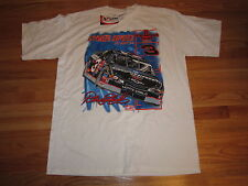 "Rare DALE EARNHARDT 2001 WINSTON CUP ""INTIMIDATOR"" T-Shirt w/ Tags"