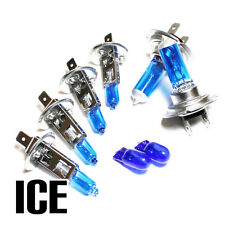 MG MG ZR 105 55w ICE Blue Xenon HID Main/Dip/Fog/Side Light Headlamp Bulbs Set