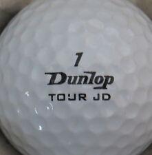 (1) JOHN DALY (DUNLOP TOUR JD) SIGNATURE LOGO GOLF BALL #1