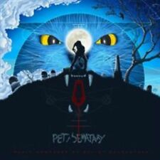 Elliot (Blk) 180g Goldenthal Pet Sematary (Score) soundtrack (Blk) 18 NEW sealed