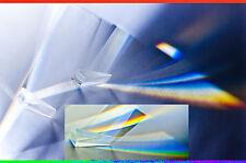 50 STÜCK  35.5 MM  PRISMA ZUR LICHTZERLEGUNG SPALTPRISMA  #SAT-50
