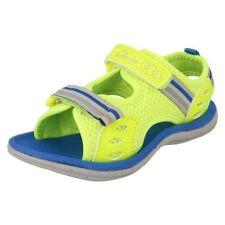 Sandales pour garçon de 2 à 16 ans pointure 26
