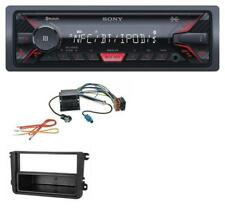 Sony Bluetooth AUX USB MP3 Autoradio für VW Caddy Golf (V VI) Jetta (ab 03)